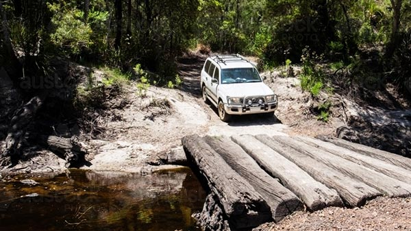 The Postman's Track Tag along 4WD Tour